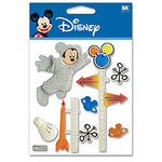 EK Success - Disney - 3 Dimensional Stickers - Space Mickey, CLEARANCE