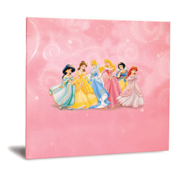 EK Success - Disney - Princess Collection - 12x12 Album - Princess Jewels