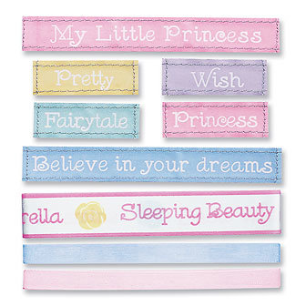 EK Success - Princess Ribbon Set