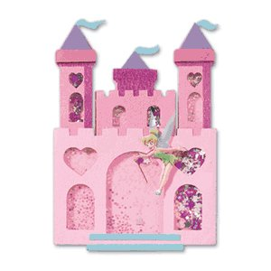 EK Success Disney Collection Shaker Box - Castle