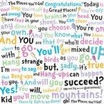 EK Success Dr. Seuss Patterned Paper - The Places You'll Go, CLEARANCE