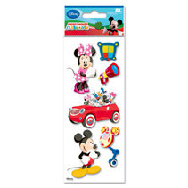 EK Success - Disney - 3 Dimensional Stickers - Mickey Mouse Clubhouse