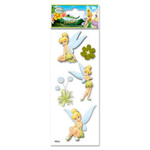 EK Success - Disney - 3 Dimensional Stickers - Tinker Bell