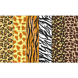 EK Success - Fastenater Staple Bars - Animal Print