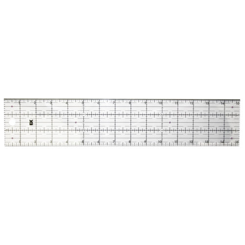 EK Success - EK Tools - 3 x 15 Inch Ruler