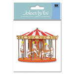EK Success - Jolee's By You - 3D Embellishment Stickers - Carousel