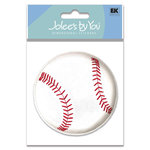 EK Success - Jolee's By You - Dimensional Stickers - Baseball