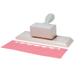 Martha Stewart Crafts - Edge Punch - Embossed Zig Zag
