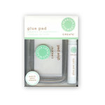 Martha Stewart Crafts - Glue Pad - Includes Glue Pad and Liquid Glue Refill