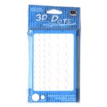 "3-D-Dots - Adhesive Foam Discs - White - 1/8"" Thick"