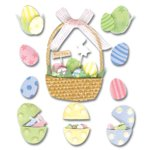 Jolee's Boutique - Egg Basket