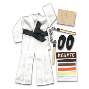 Jolee's Boutique - Sports and Leisure Collection - Karate
