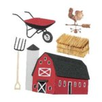 Jolee's Boutique Stickers - Barnyard