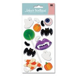 EK Success - Jolee's Boutique - Halloween - Dimensional Stickers - Halloween Candy