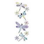 EK Success - Touch of Jolee's Dimensional Stickers  - Dragonfly