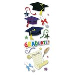 EK Success - Touch of Jolee's Dimensional Stickers  - Graduation, CLEARANCE