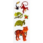 EK Success - Touch of Jolee's - Dimensional Stickers - Jungle Animals, CLEARANCE