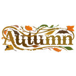 EK Success - Jolee's Boutique - 3 Dimensional Stickers - Autumn Leaves, CLEARANCE