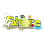 EK Success - Jolee's Boutique - 3 Dimensional Title Stickers - On The Shore