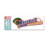 EK Success - Jolee's Boutique - 3 Dimensional Title Stickers - Baseball