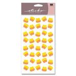 EK Success - Sticko Classic Stickers - Halloween - Candy Corns, CLEARANCE