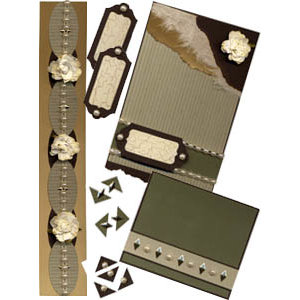 E-Kit Elements (Digital Scrapbooking) - Heirloom Elegance