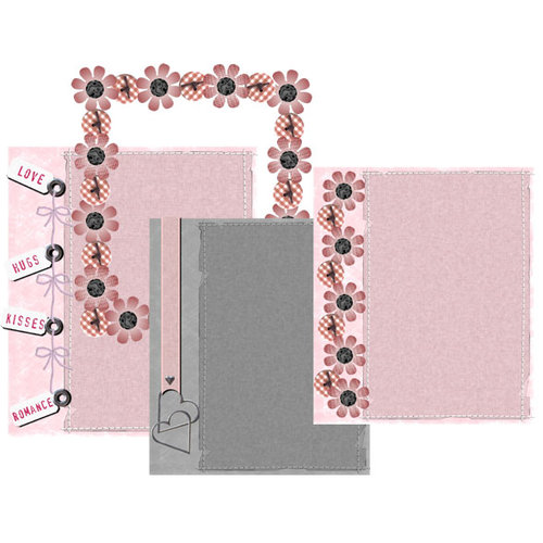 E-Kit Elements (Digital Scrapbooking) - Romance 2