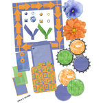 E-Kit Elements (Digital Scrapbooking) - Summer Brights 1