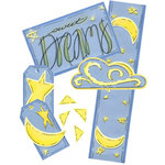 E-Kit Elements (Digital Scrapbooking) - Sweet Dreams Baby