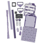 E-Kit Elements (Digital Scrapbooking) - Huckleberry 2