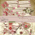 E-Kit Elements (Digital Scrapbooking) - Romantic Roses 2