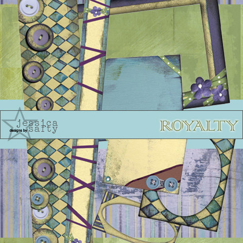 E-Kit Elements (Digital Scrapbooking) - Royalty 3