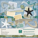 Digital Element Kit - Sea Swept