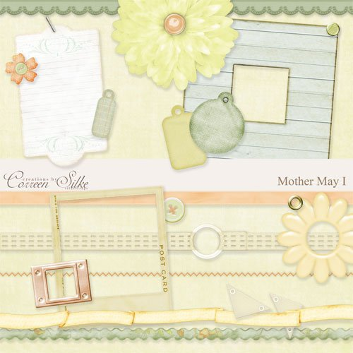 Digital Element Kit - Mother May I