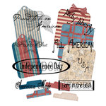 E-Kit Elements (Digital Scrapbooking) - American Made 1