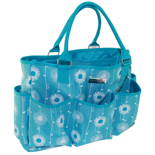 Everything Mary - Knitting and Crochet Tote - Blue