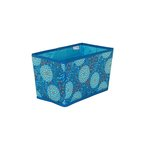 Everything Mary - Folding Yarn Bin - Royal Blue