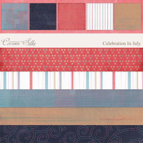 E-Paper Kit - Celebration In July 1