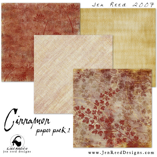 E-Paper Kit - Cinnamon 1