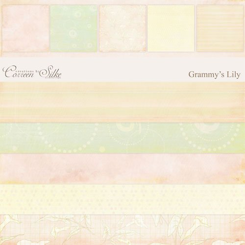 E-Paper Kit - Grammy's Lily 2