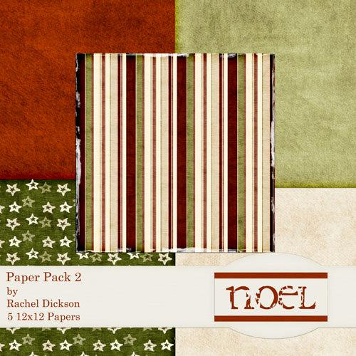 E-Paper Kit - Noel 2