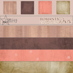 E-Kit Papers (Digital Scrapbooking) - Romantic Roses 2