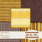 E-Paper Kit -  Soleil 2