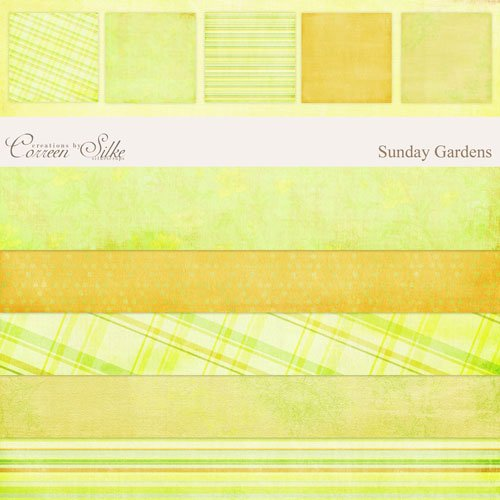 E-Paper Kit - Sunday Gardens 2