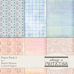 E-Paper Kit - Always A Princess 2