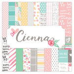 Elle's Studio - Cienna Collection - 12 x 12 Collection Pack