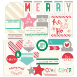 Elle's Studio - Good Cheer Collection - Christmas - Bits and Pieces