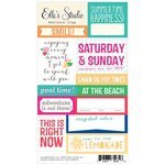 Elle's Studio - Shine Collection - Paper Tags - Cutouts
