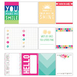 Elle's Studio - Shine Collection - Journaling Tags