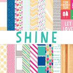 Elle's Studio - Shine Collection - 12 x 12 Paper Pack
